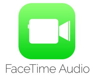 FaceTimeAudioのアイコン画像
